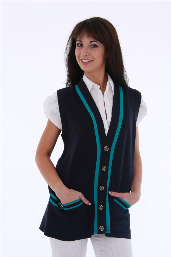 Nurses Sleeveless Cardigan